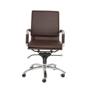Eurostyle Brown Gunar Pro office rolling chair