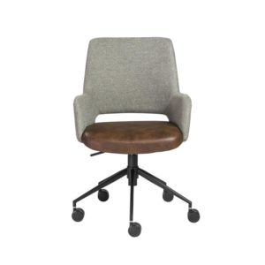 Eurostyle Desi rolling office chair