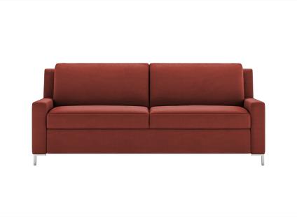 Red Bryson Comforter Sleeper