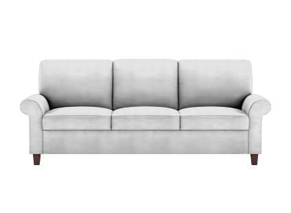 Light Grey/Silver Gibbs Comfort Sleeper