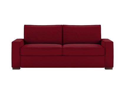 Red Madden Comfort Sleeper