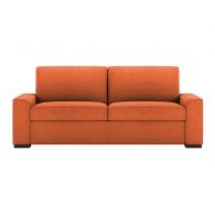 Orange Olson Comfort Sleeper